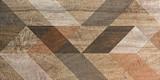 mozaika, płytki, kształty geometryczne - 129364746