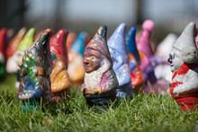 Hand Painted Garden Gnomes