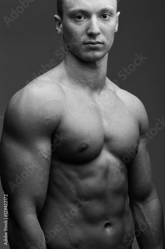 Fotografie, Obraz  portret mężczyzny