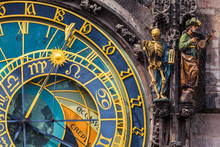Prague Astronomical Clock, Cze...