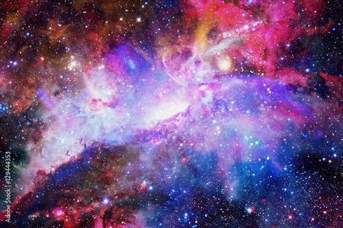 Deurstickers Nasa Galaxy and nebula. Elements of this Image Furnished by NASA