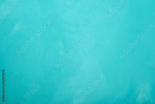 Blue Turquoise Wooden Board Background Texture