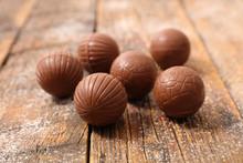 Chocolate Ball Christmas