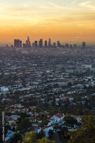 Plakat LA Sprawl