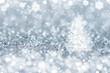 Sparkling Glitter bokeh Background.