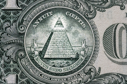 All Seeing Eye Masonic Sign Mason Symbol 1 One Dollar Buy This