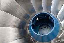 Shiny Francis Hydro Turbine