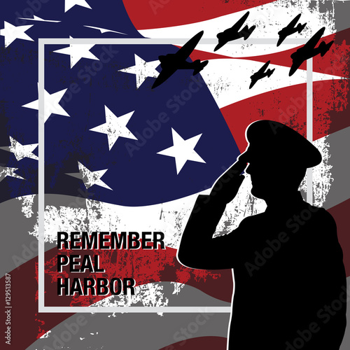 Photo  National Pearl Harbor Remembrance Day