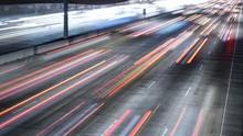 Freeway Traffic Time Lapse 81 WLA Interstate 405
