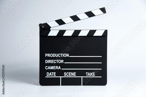 Fotomural Clapper board,Movie clapper
