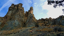 The Spires Of Smith Rock