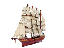 Barque Ship Gift Craft Model W...