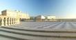 Livorno, differenti inquadrature della terrazza Mascagni. Riprese con steady camera.