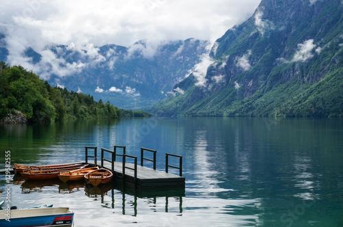 jezioro-bohinj