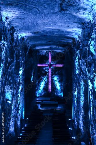 Zipaquira church of salt, Colombia