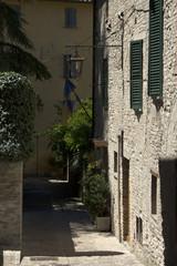 Fototapeta Montone, Perugia, Umbria, Włochy