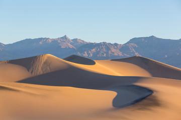 Fototapeta na wymiar Sand dunes