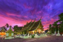 Wat Xieng Thong, Buddhist Temp...