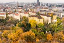 Vienna, Austria, Europe View Of The City