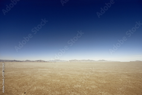 Canvas Prints Desert Vast Dry Land