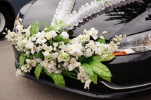 Wedding Details - Car Decoration