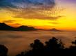 Phu Tub Berk Viewpoint in Thailand