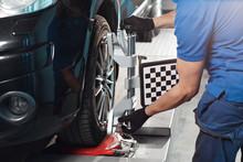 Grid Sensor Sets Mechanic On A...
