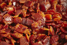 Bits Of Chopped Bacon