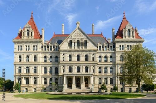 Fényképezés  New York State Capitol, Albany, New York, USA