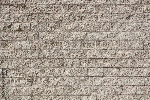 Ashlar wall background or texture Wallpaper Mural
