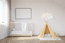 Baby Room With A Moon