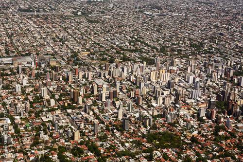 Fotobehang Buenos Aires Skyscraper in Buenos Aires (Argentina)