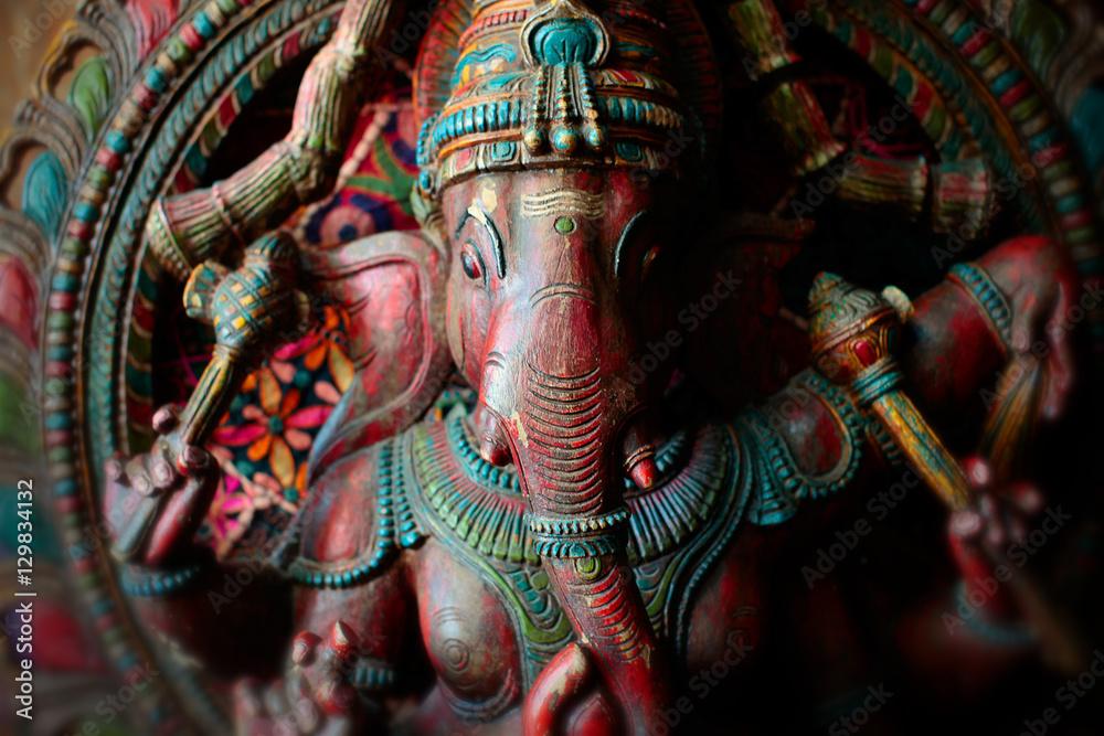 Fototapety, obrazy: Ganesh