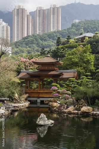 Papiers peints Jardin Nan Lian garden, Hong Kong, China, Asia