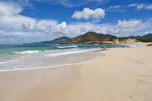 Beach After Playa Caribe, Isla De Margarita, Nueva Esparta, Venezuela