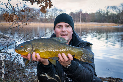 Fotografija  Tench fishing trophy