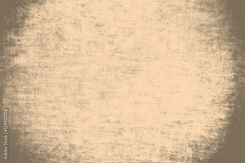 Grunge brown scratched  background - layer for photo editor. © Nightman1965