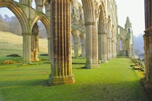 Rievaulx Abbey, Yorkshire