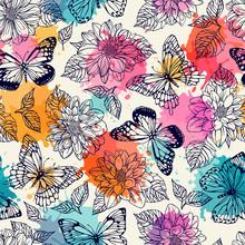Pattern Seamless Pattern With ...