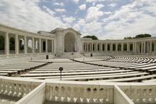 The Memorial Amphitheatre, Arlington National Cemetery, Arlington, Virginia