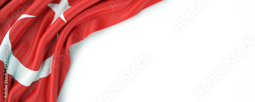 Fotografia  Flag Of Turkey