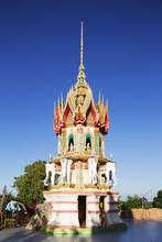 Wat Tham Sua Temple, Kanchanaburi