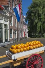 Edam Cheese Balls, Edam, Holland