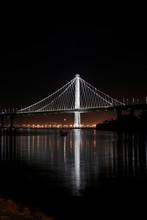 New East Span Bay Bridge Illum...