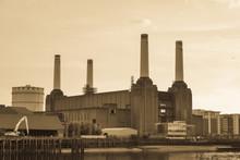 Battersea Power Station, Lond...