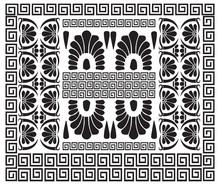 Greek Pattern. Ancient Helleni...