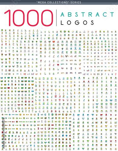 Fotografía  Abstract Logo Mega Collection