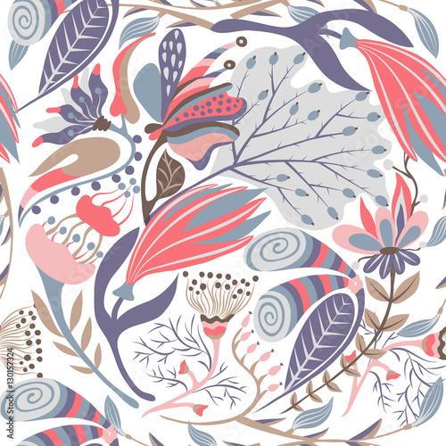 kreatywny-kwiatowy-wzor-abstrakcyjne-rosliny