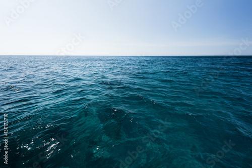 Poster Zee / Oceaan The vast ocean and dark blue sea, Andaman open sea