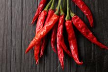 赤唐辛子 Red Peppers